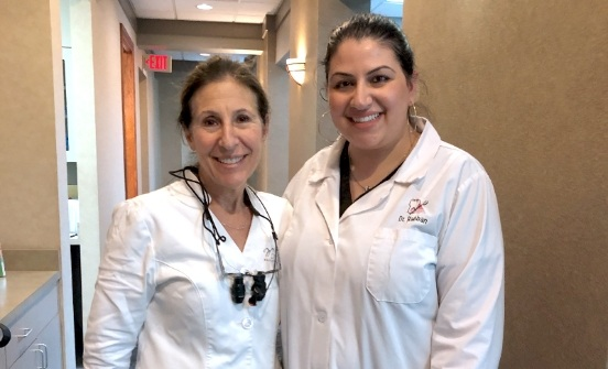 Clinton Township dentists Dr. Salzberg-Siegel and Dr. Rabban